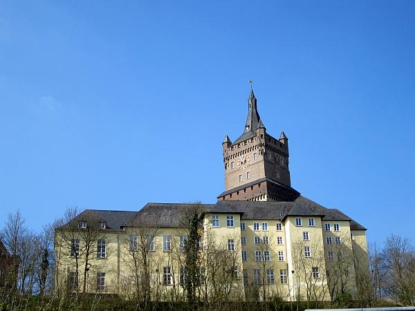Schwanenburg in Kleve
