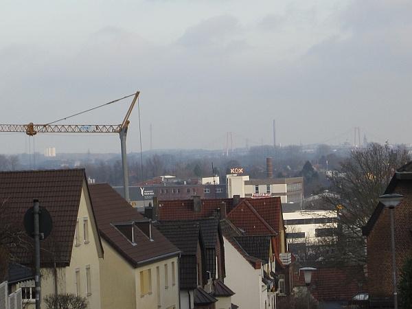Blick von der Weberstrasse