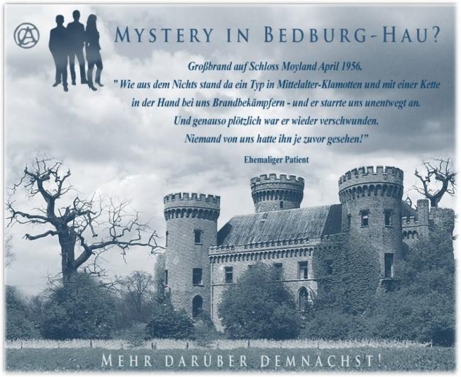 Mystery in Bedburg-Hau