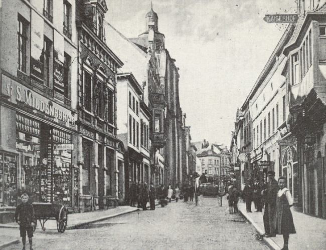 obere grosse 1918