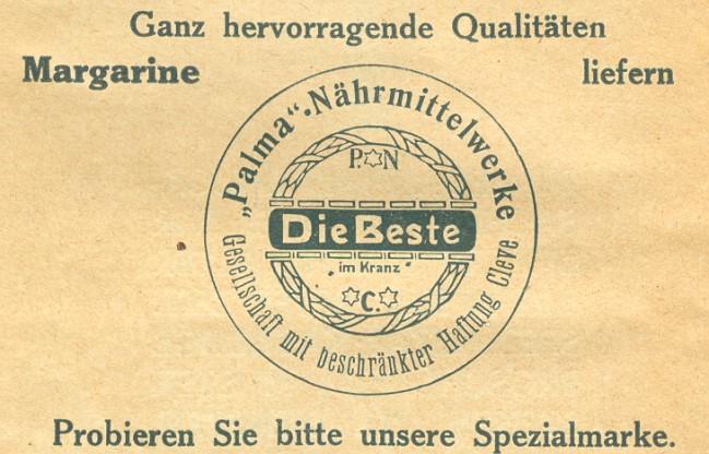 die beste - margarine