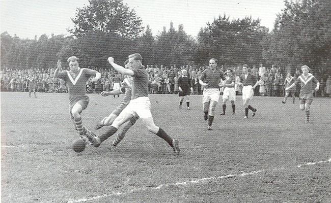 sportclub gegen vfb03 1955