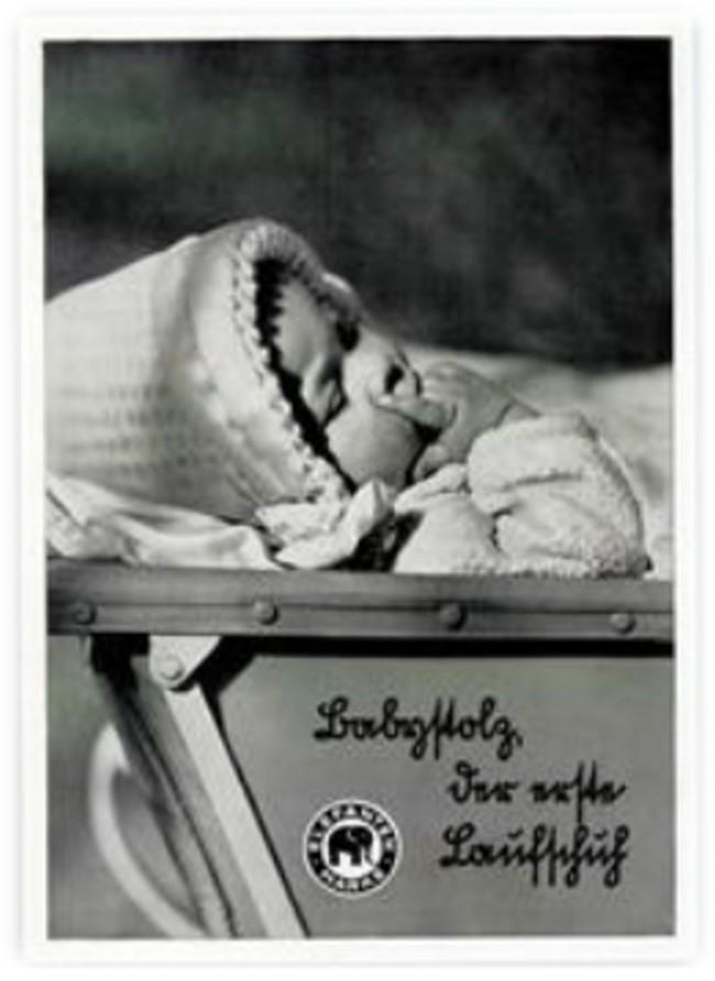 Elefanten-Marke - Der Kinderschuh von Hoffmann in Kleve