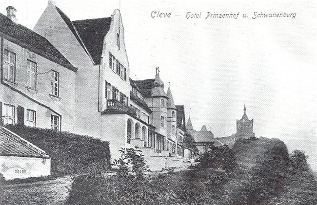 Een legende: het prachtige Hotel Prinzenhof in Cleve