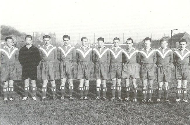 sportclub 1.mannschaft 1955