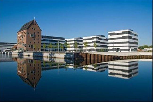 Hochschule Rhein-Waal im Spiegel der Natur