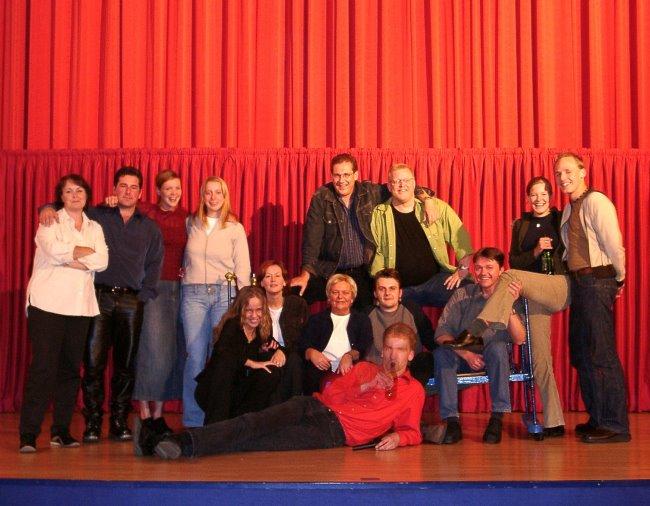 Das Burgtheater in Kleve - Der letzte Vorhang
