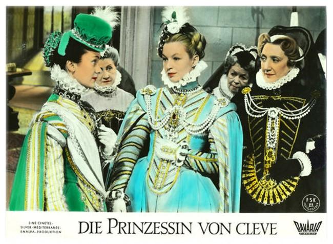 Die Prinzessin von Cleve im Burgtheater von Kleve