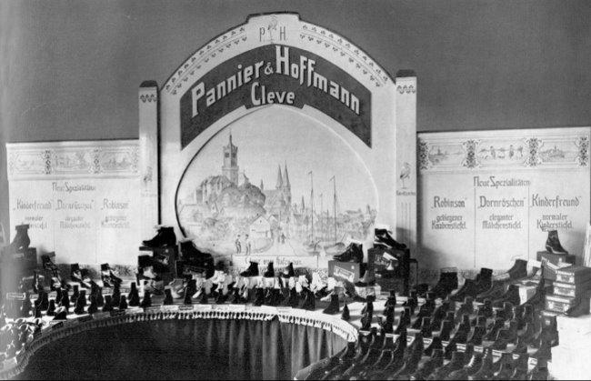 Klever Schuhgeschichte: Pannier & Hoffmann