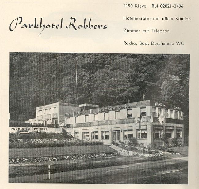 Heb je Hotel Robbers nog steeds als een nieuw gebouw gezien?