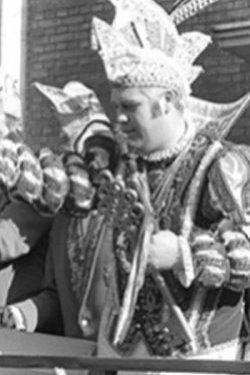 """1974 Prinz Erich der Fidele """"Erich Gietmann"""""""