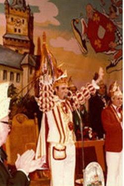 """1978 Prinz Hans der Strahlende """"Hans Heiden"""""""