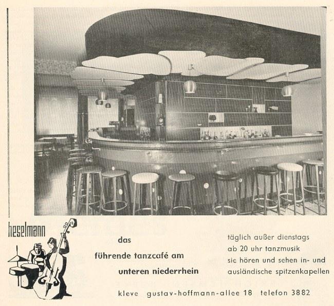Als man noch im Cafe' Heselmann tanzte