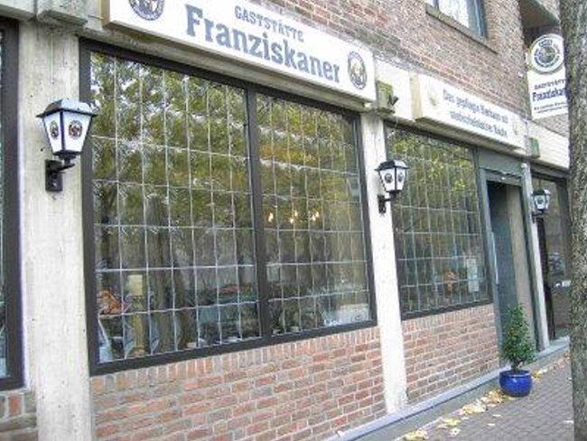 Kende je de kroeg Franziskaner in Kleve nog?