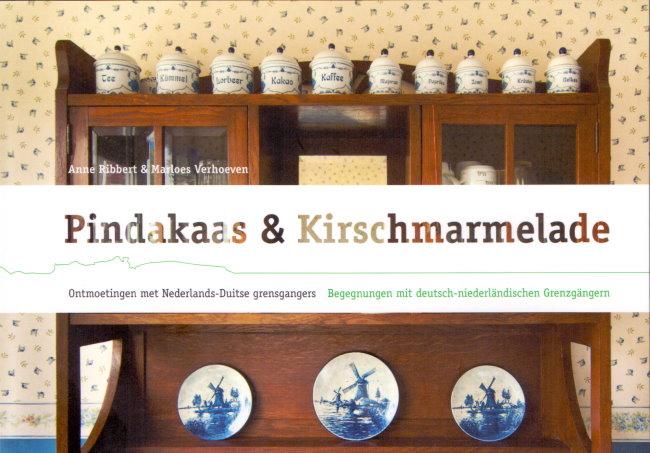 pindakaas + kirschmarmelade
