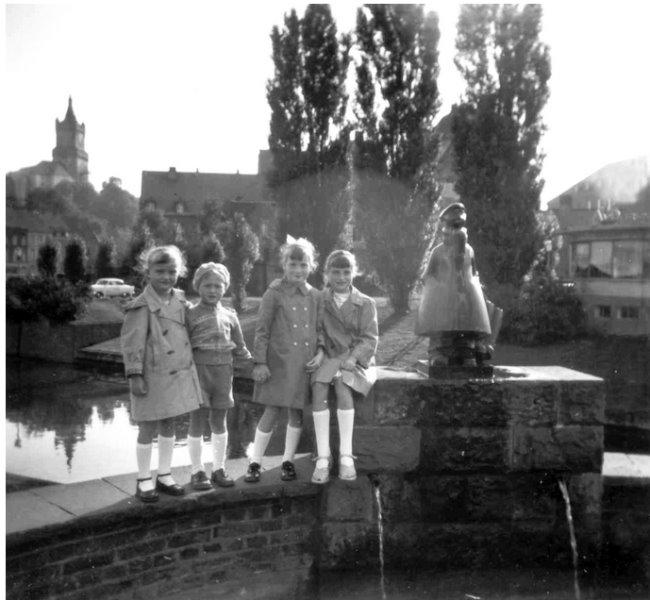 gruppenbild 1959