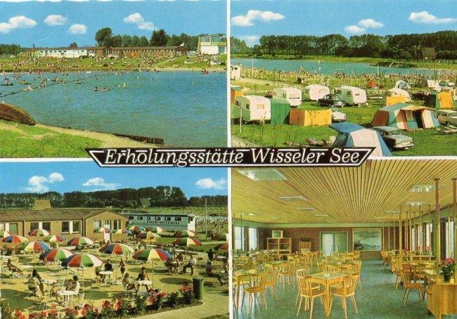 Kent u het recreatiegebied Wisseler See?