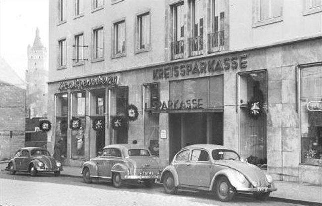 Kratzenberg und Kreissparkasse