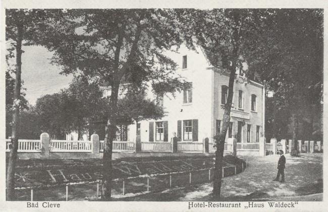 Haus Waldeck am Klever Berg