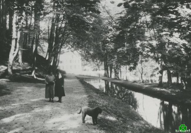 Een lange tijd geleden: A Walk In The Forstgarten