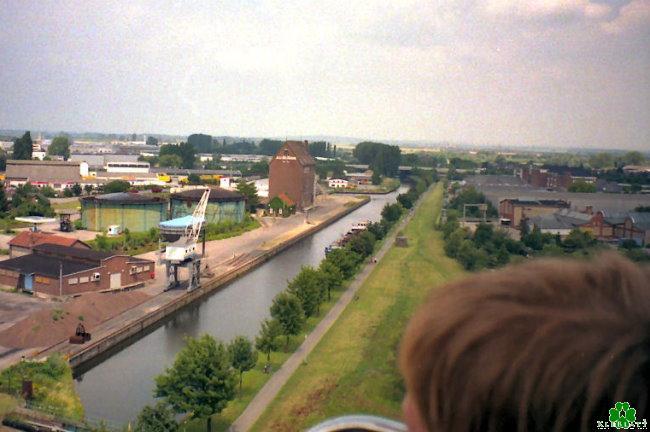 Klever Hafenblick in 1993