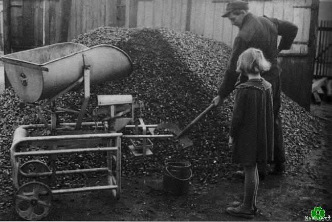 Een bezoek aan de kolenhandelaar van Kleve