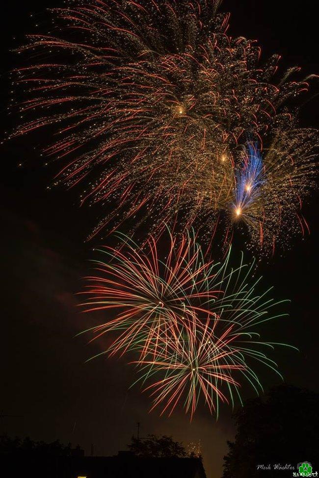 Wat denk je van het Kleefse traditionele vuurwerkshow?