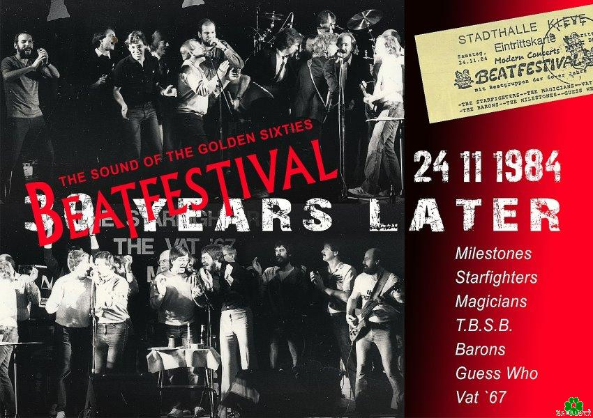 Das Klever Modern Concerts Beatfestival