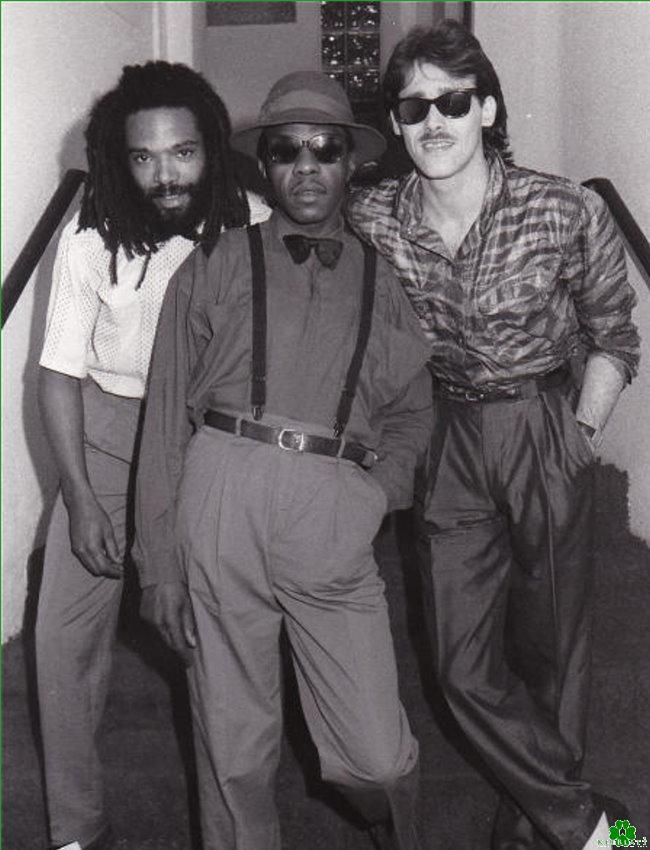 Wer kennt denn dieses Trio noch aus dem Down Town?