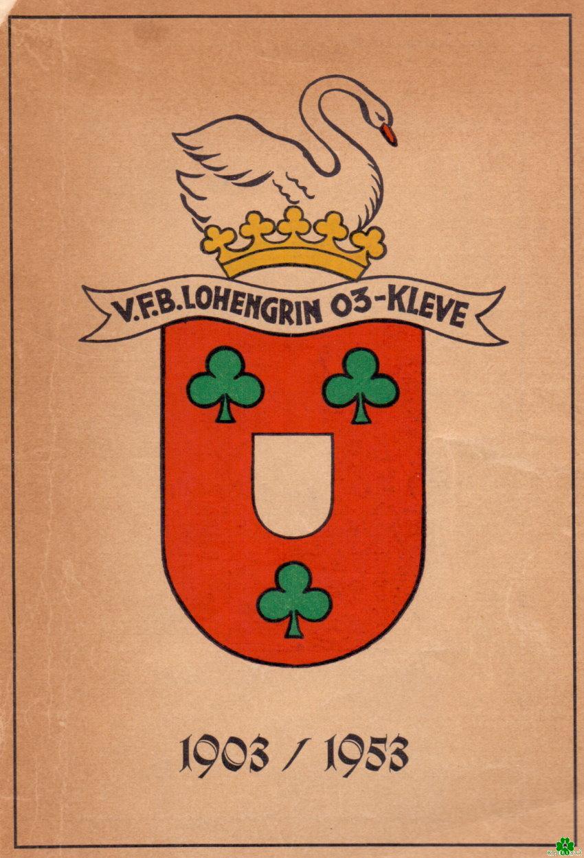 Festschrift V.F.B. Lohengrin 03 Kleve