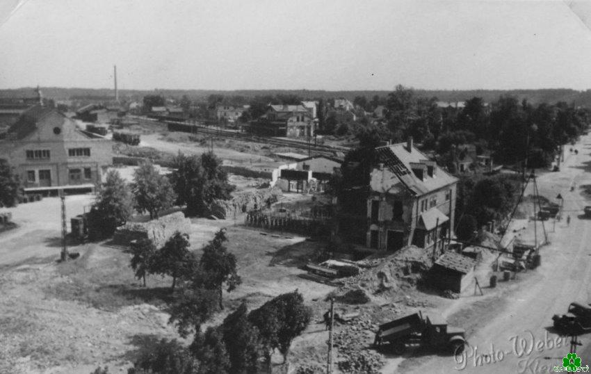 Der Abriss der van den Bergh Villa