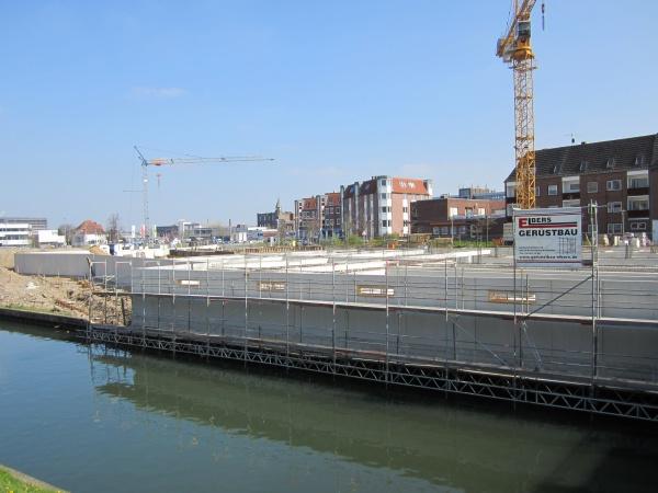 Herinner je je nog de start van de bouw van het Rilano Hotel?