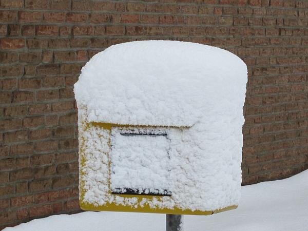 Briefkasten in Kleve