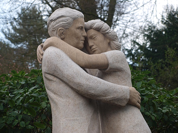 Denkmal auf dem Klever Friedhof