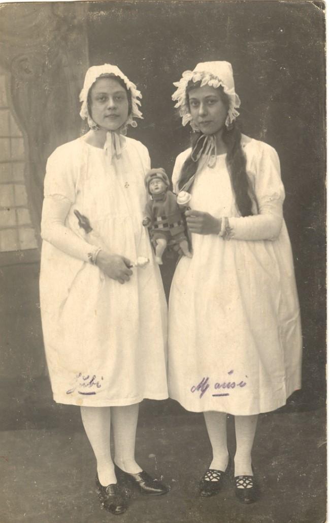Helau - Klever Karneval in den 20ern vor fast 100 Jahren