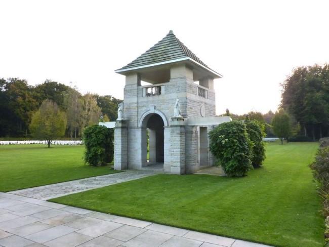 Ehrenfriedhof Reichswald