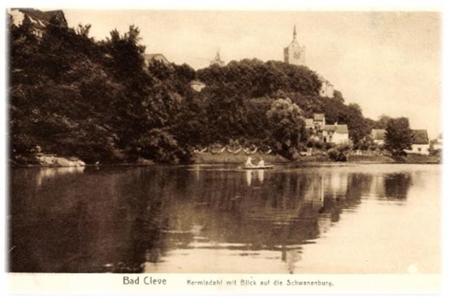 Bad Cleve - Kermisdahl und Schwanenburg