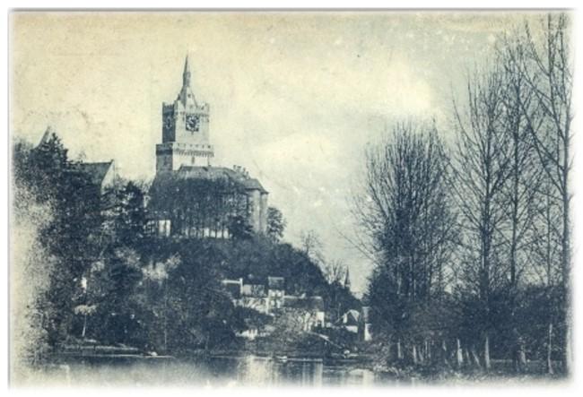 Eine der ältesten Fotografien von Cleve