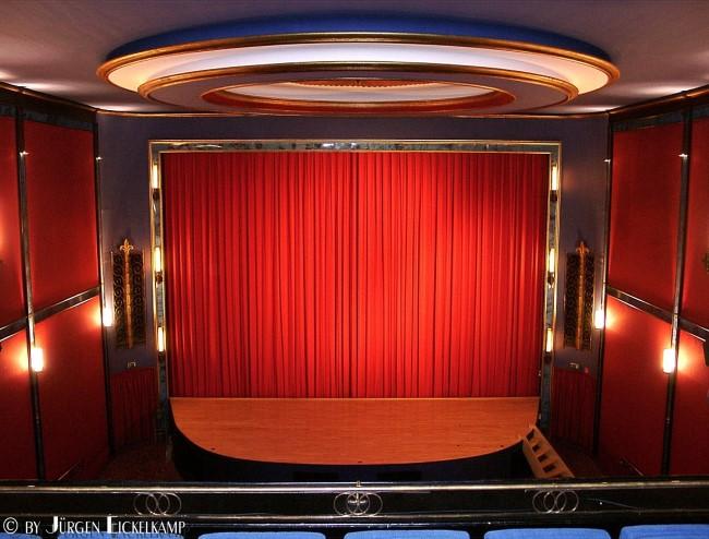 Kino-Erinnerungen an das Burgtheater in Kleve