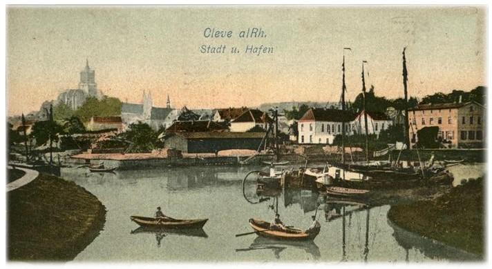 hafen 1901