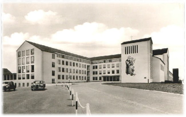 krankenhaus 1960-1