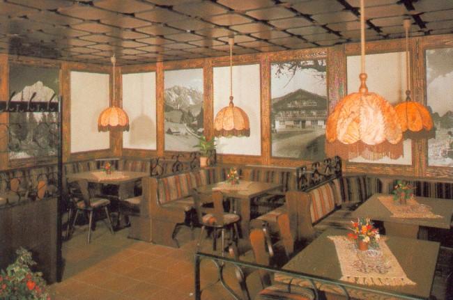 Die Schweizer Stuben im Parkhotel Schweizerhaus Kleve