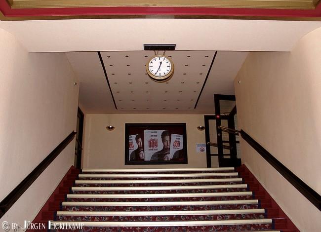 Ook hier gegaan? Het Burgtheater in Kleve - De gangen