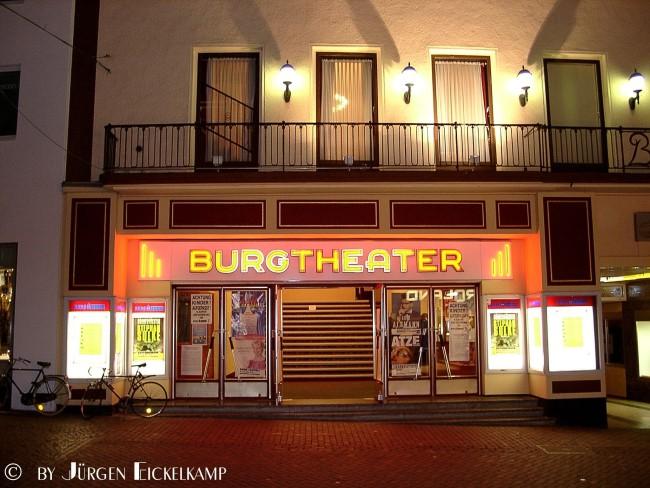 Weet je nog Het Burgtheater Kleve - De trap