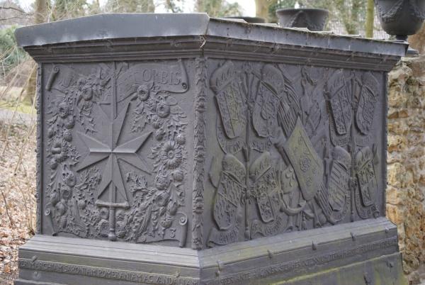 Sarkophag von Johann Moritz von Nassau