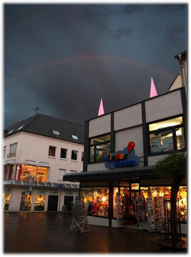regenbogen innenstadt