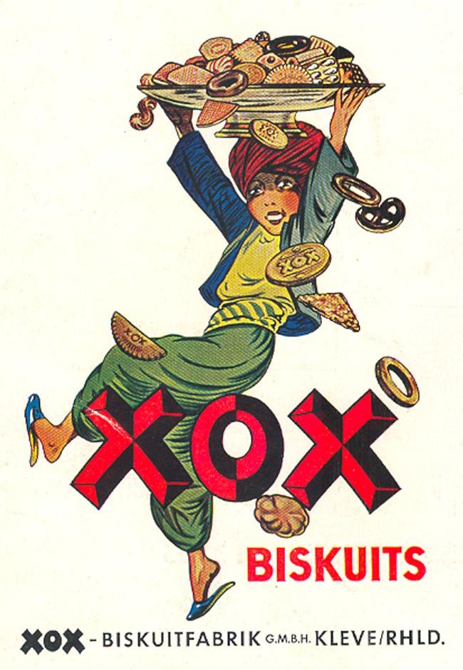 XOX Biskuitfabrik aus Kleve mit Transfer-Coup