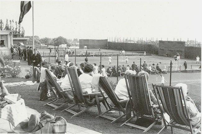 bresserberg tennis 1958