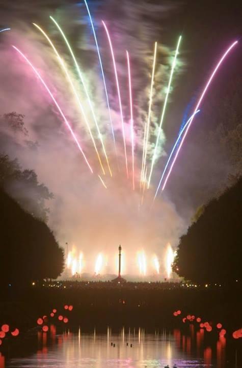 Ga je vandaag naar het lichtfestival in de Klever Forstgarten?