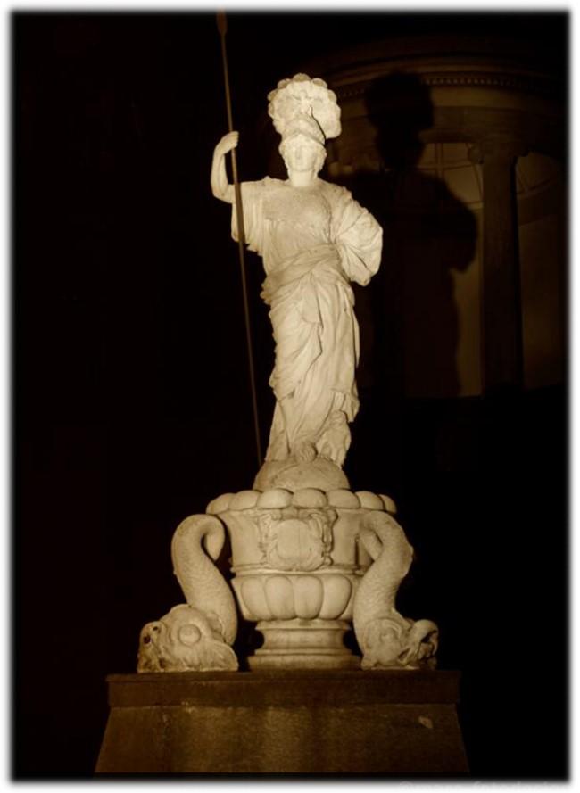 Klever Denkmäler im Lichte der Nacht - 2